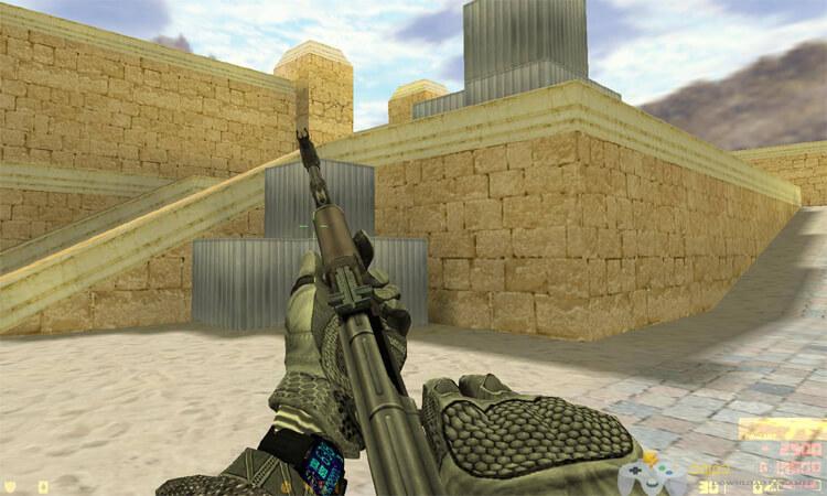 تحميل لعبة كونتر سرايك Counter Strike 1.6 للكمبيوتر