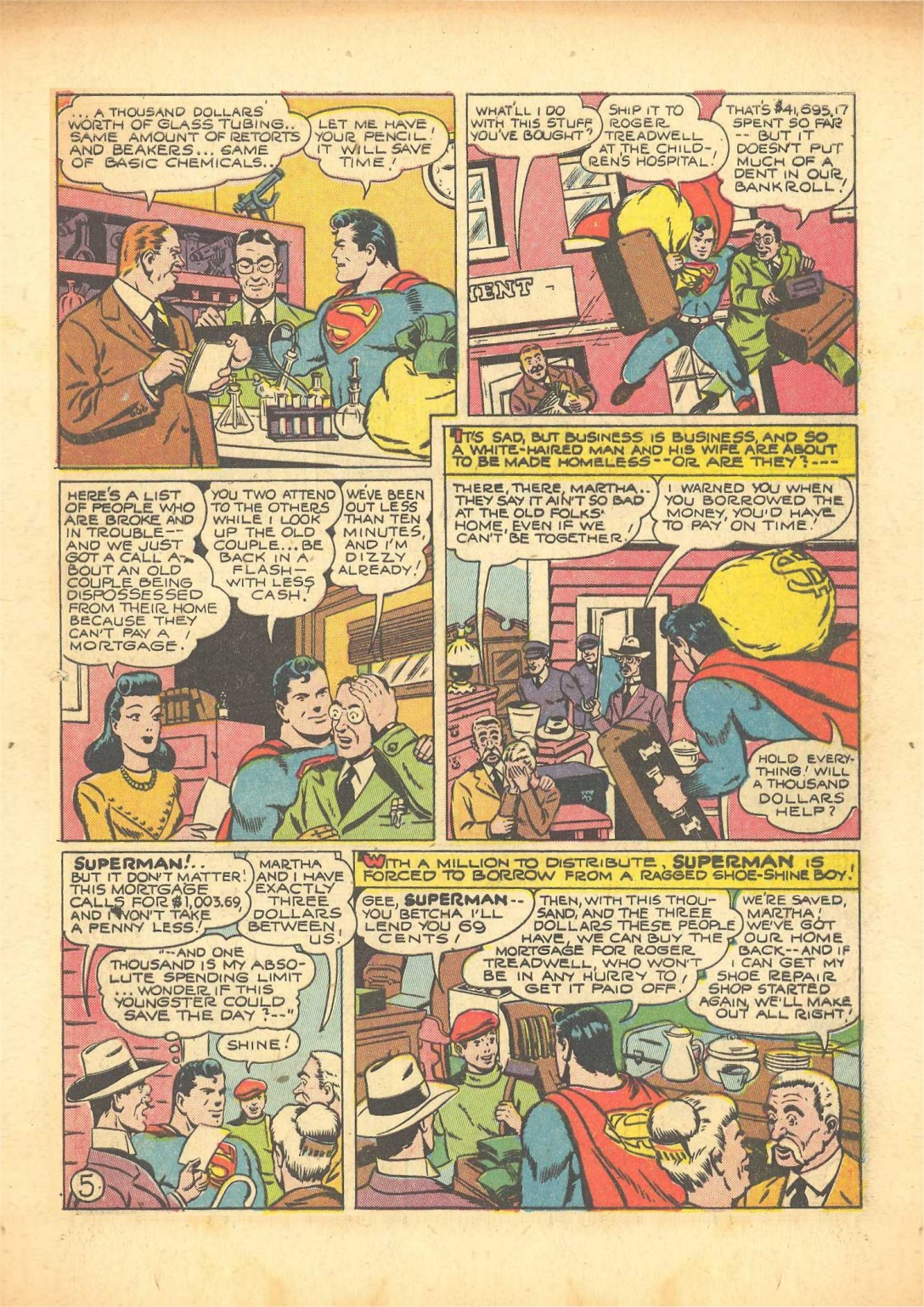 Action Comics (1938) 65 Page 6
