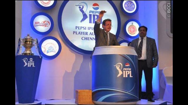 Vivo IPL t20 2017 auction live
