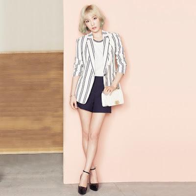 Taeyeon SNSD Girls Generation Mixxo Spring 2016