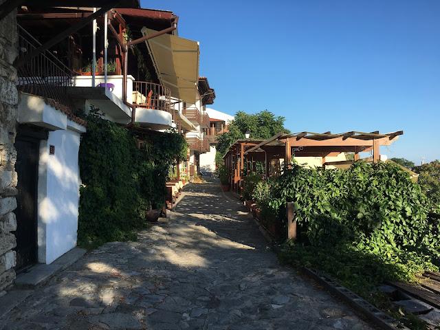 Nessebar streets
