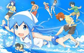 Cuộc Xâm Lăng Của Bé Mực 2 - Shinryaku! Ika Musume SS2 VietSub (2012)