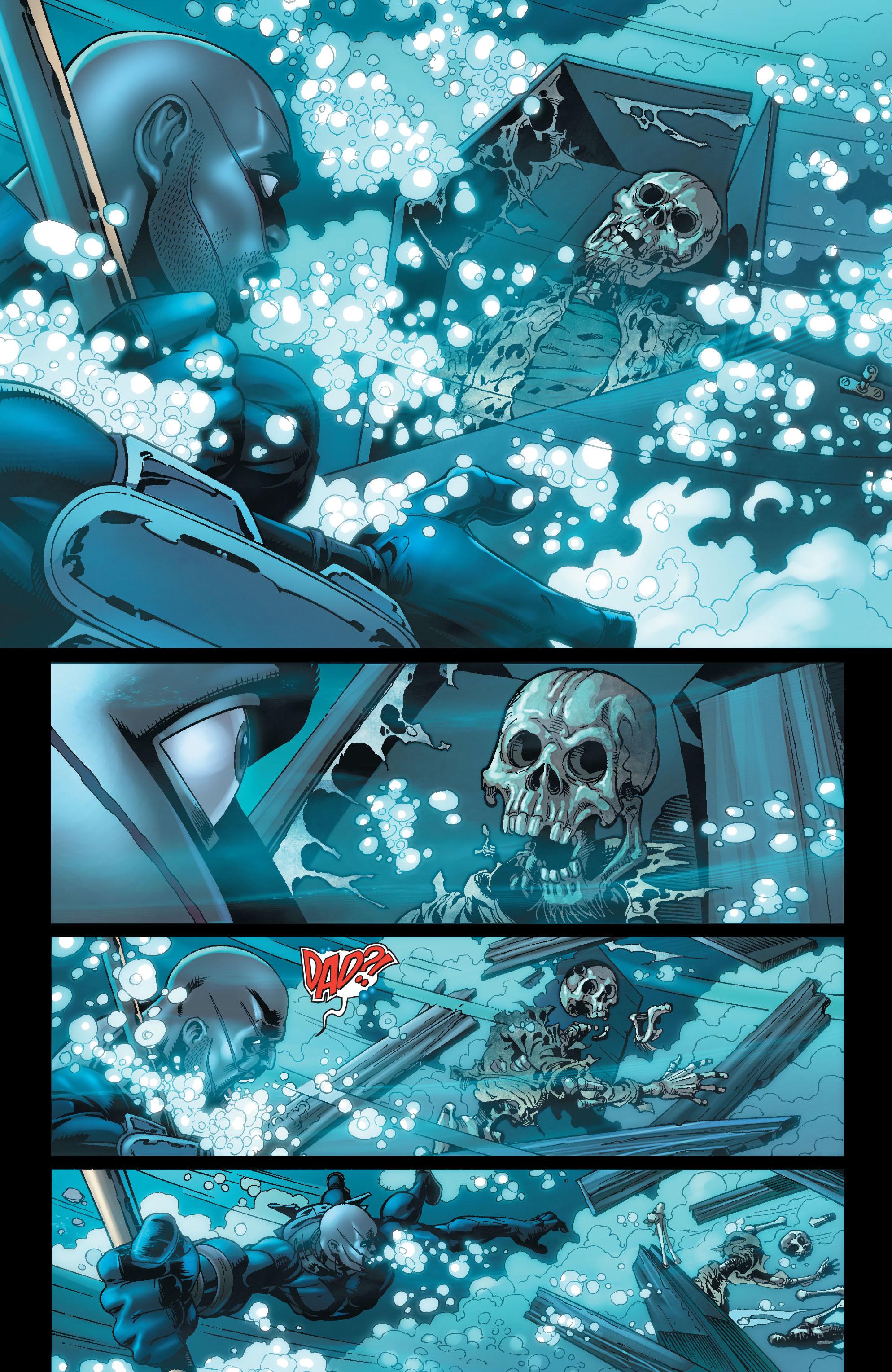 Read online Aquaman (2011) comic -  Issue #23.1 - 18