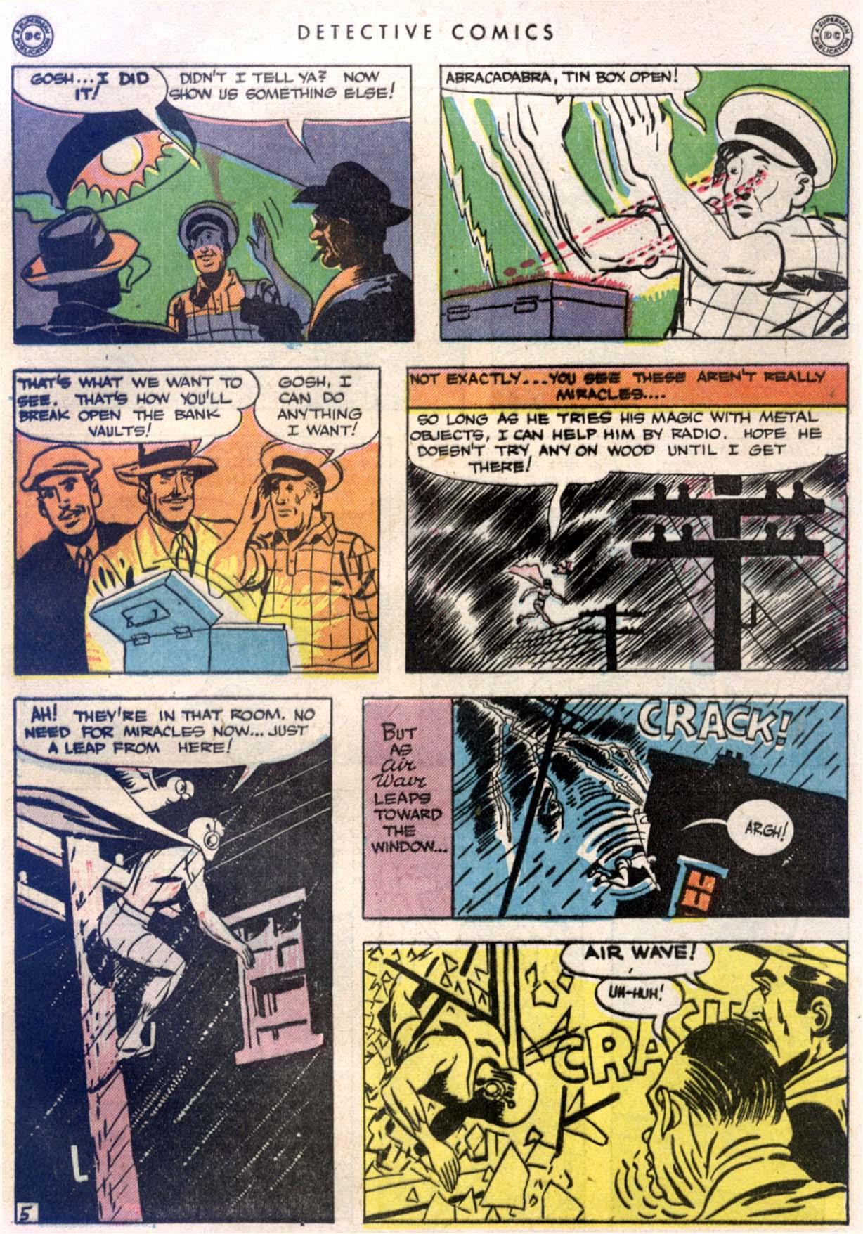 Read online Detective Comics (1937) comic -  Issue #106 - 35