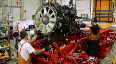 DAF Trucks inicia produção na Austrália