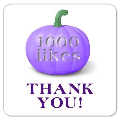 The 1000 Facebook Milestone!