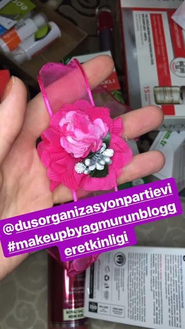#makeupbyagmurunbloggeretkinligi