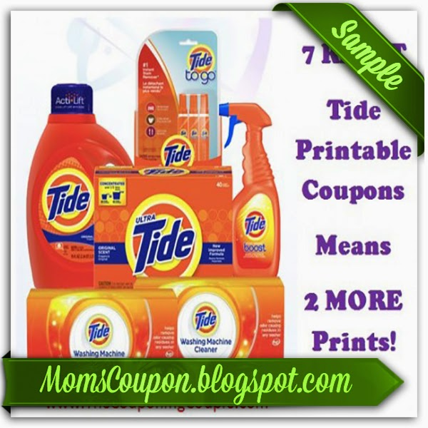 Getting Free Printable Tide Coupons Online | Free ...