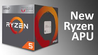 Pasar CPU AMD Secara Stabil Meningkat