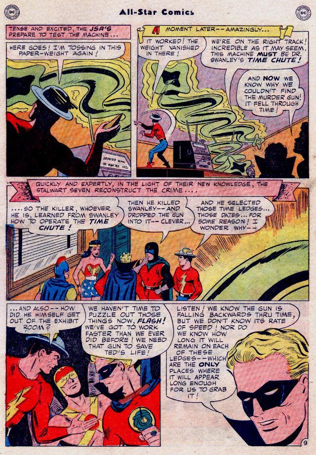 Read online All-Star Comics comic -  Issue #53 - 11