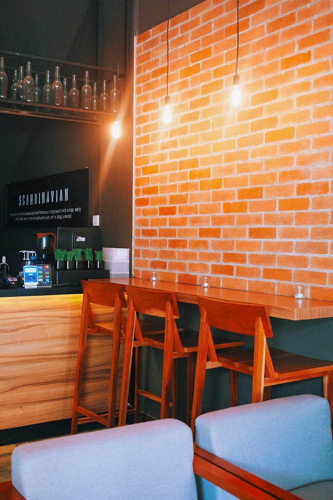 Ivy S Life Scandinavian Coffee Shop Gading Serpong