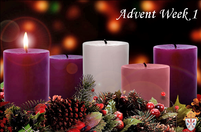 diocese of scranton vocations blog advent week 1 reflection. Black Bedroom Furniture Sets. Home Design Ideas