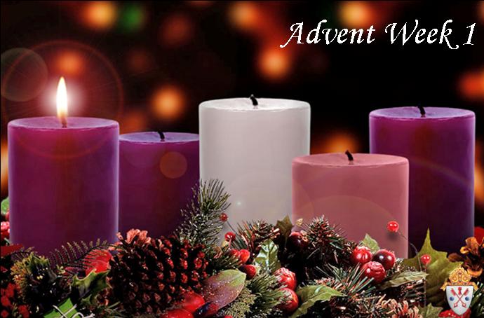 diocese of scranton vocations blog advent week 1 reflection. Black Bedroom Furniture Sets. Home Design Ideas