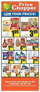 Price Chopper Prices July 20 - 26, 2017