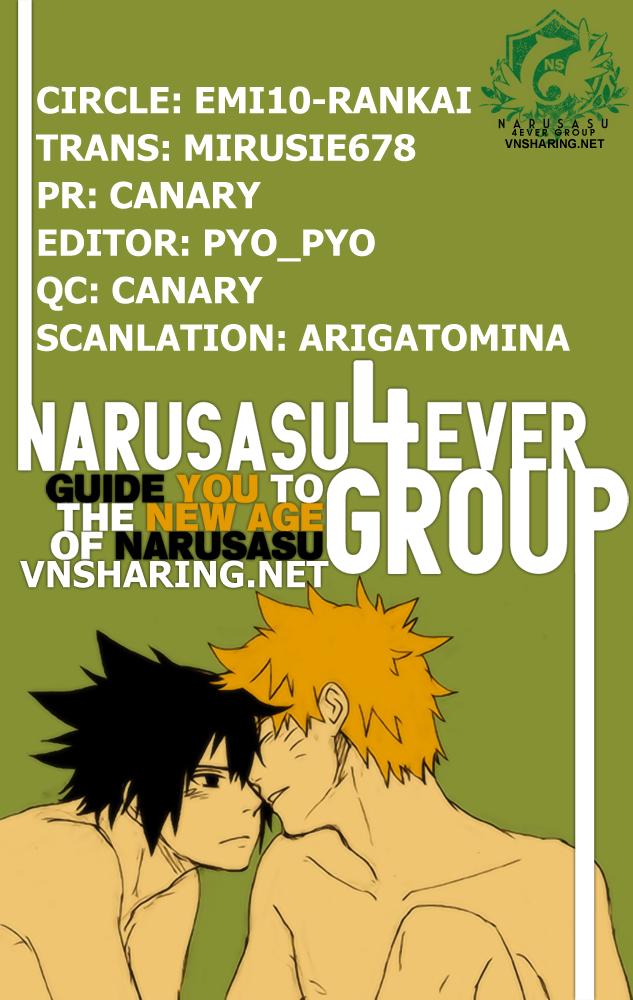 Hình ảnh  NaruSasu4ever %25252017%252520yearold%252520report 000 in Naruto Doujinshi - White paper