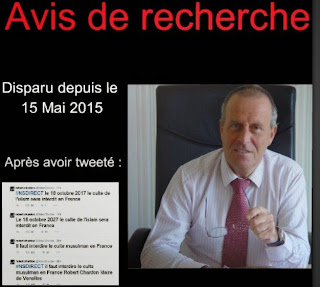 Tweets sur l'islam-Disparition de Robert Chardon, Maire UMP : l'inquiétante piste du Secret Défense… dans France avis%2Bde%2Brecherche%2Bump%2Bislam
