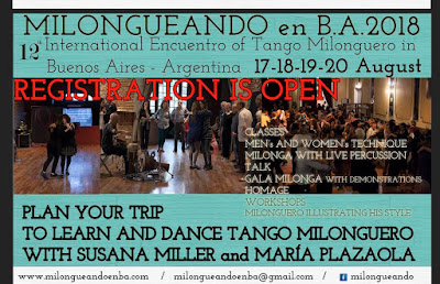 Meet with tango tradition in Buenos Aires