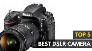 Best DSLR Camera in 2018