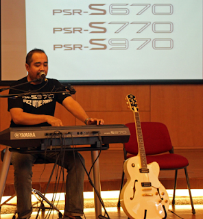 Mengenal alat Music Organ PSR