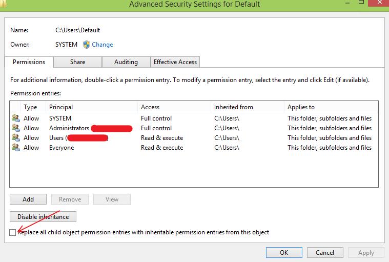 the user profile service failed the logon user profile cannot be loaded windows 7 domain