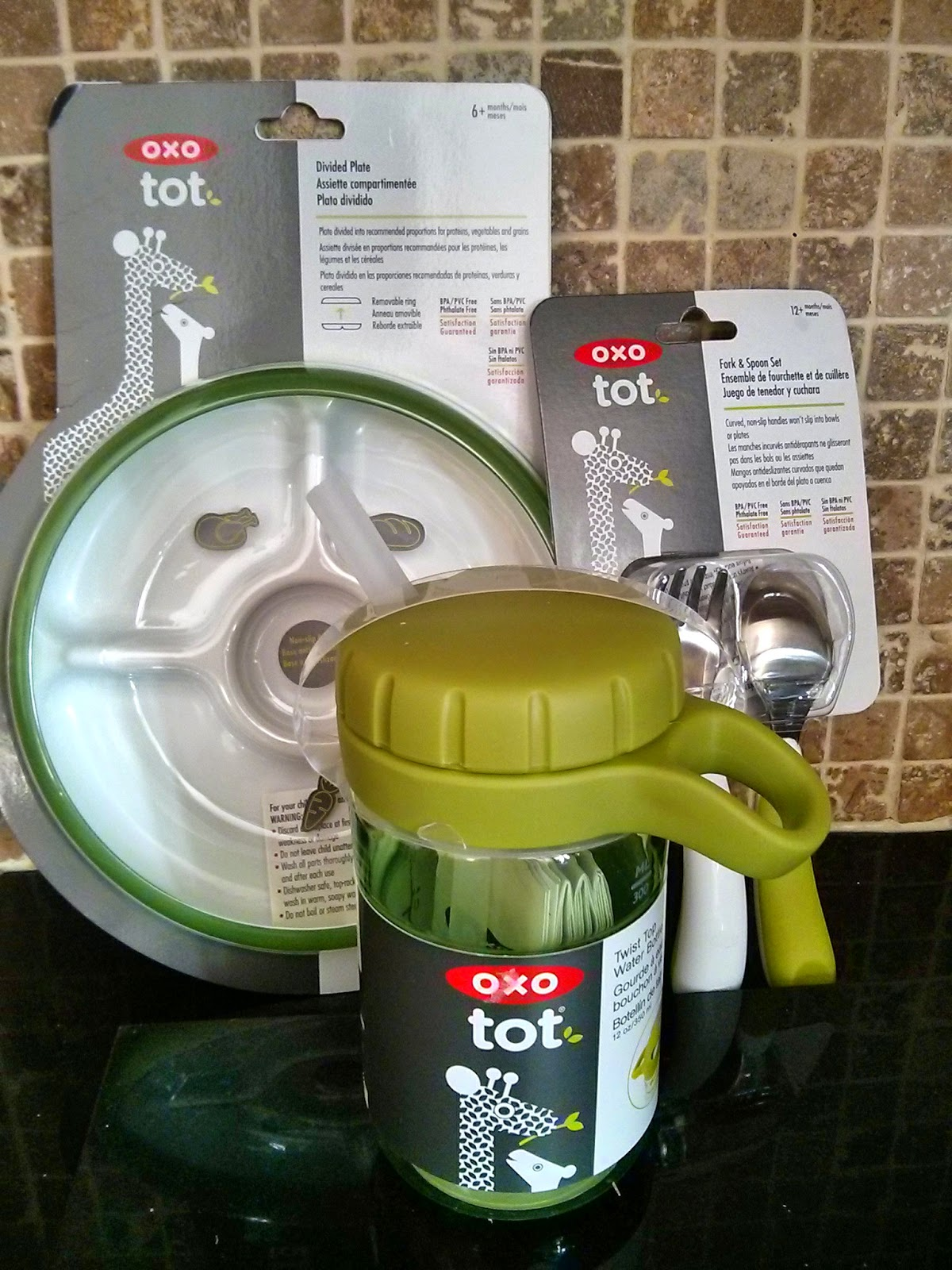 OXO tot products