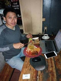 Rahasia Sukses Ngeblog Dani Alfin Pratama