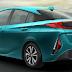 Tampilan Perdana Toyota Prius Prime 2017