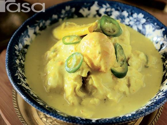 resepi telur masin masak lemak cili api