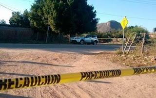 Enfrentamiento deja dos muertos y tres heridos en El Recreo, Sinaloa