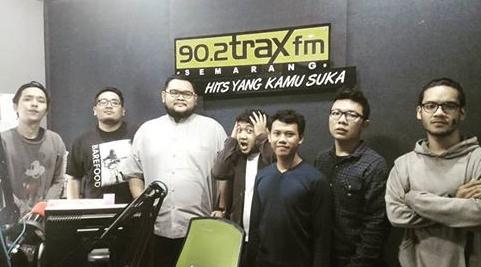 Band Indie asal Semarang, Jawa Tengah, Indonesia