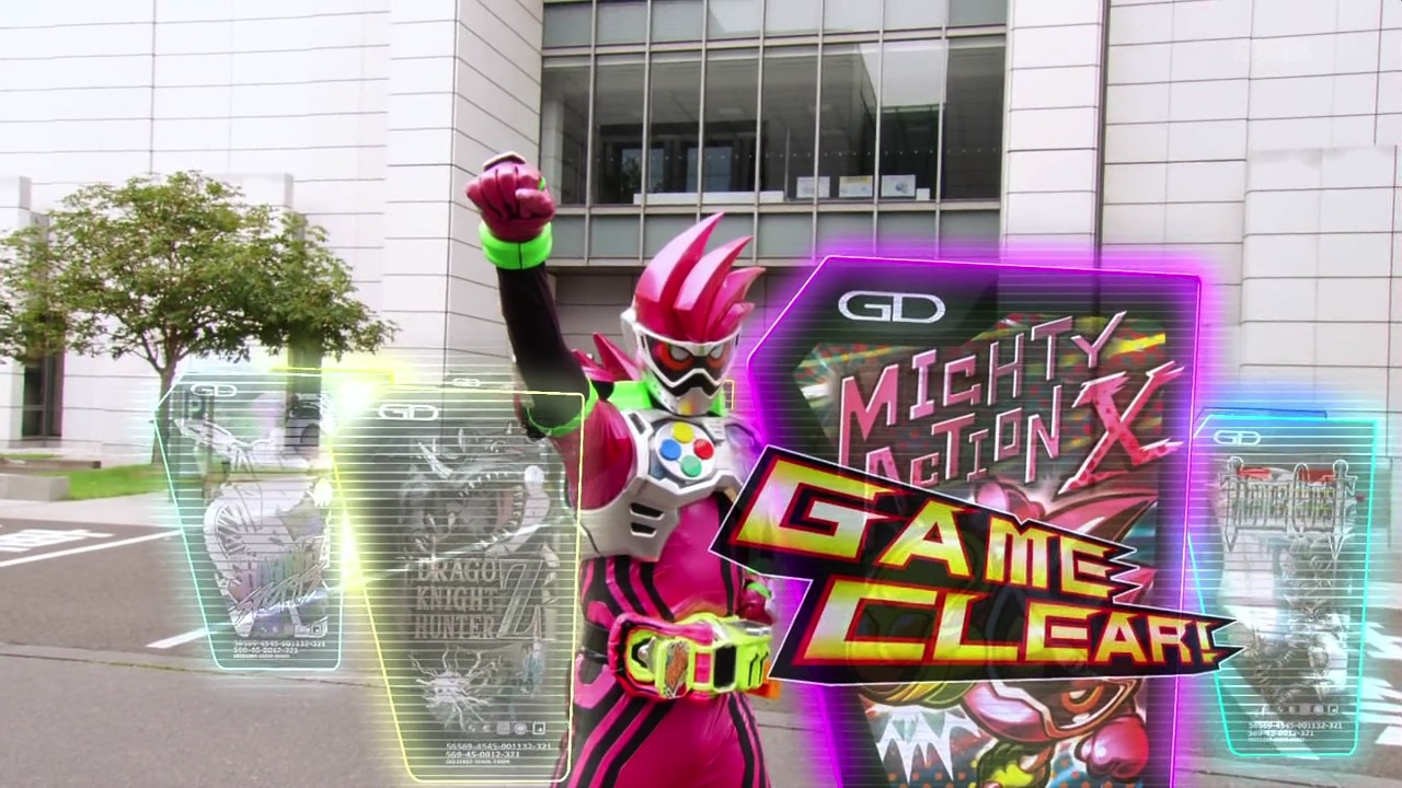 My Shiny Toy Robots: Series REVIEW: Kamen Rider Ex-Aid