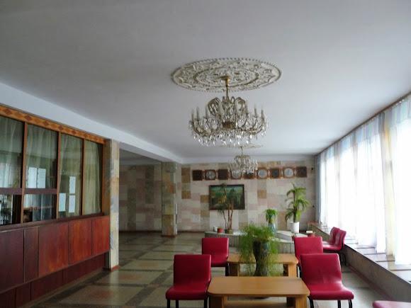 Білгород-Дністровський. Готель «Русь»