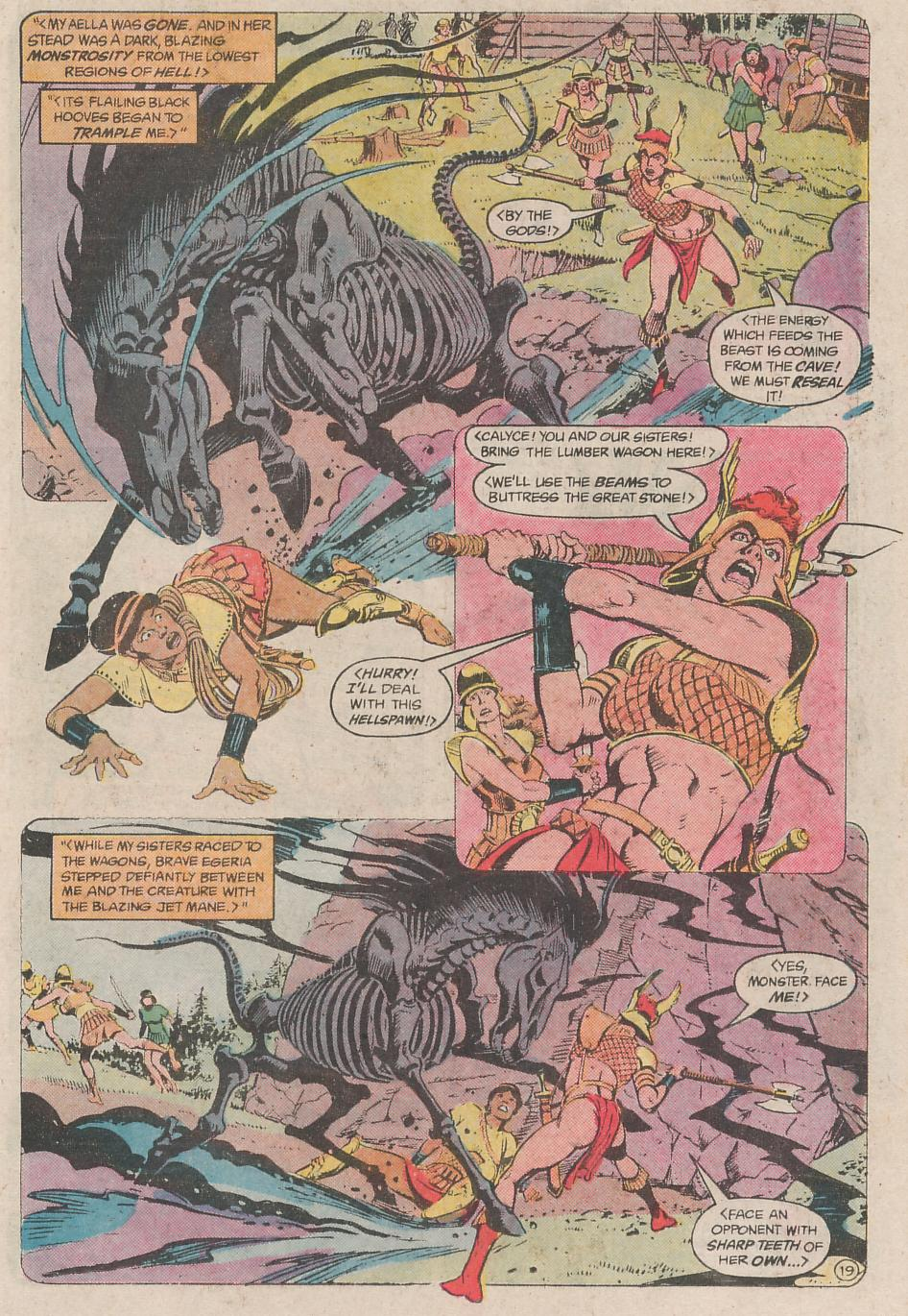 Read online Wonder Woman (1987) comic -  Issue # Annual 1 - 20