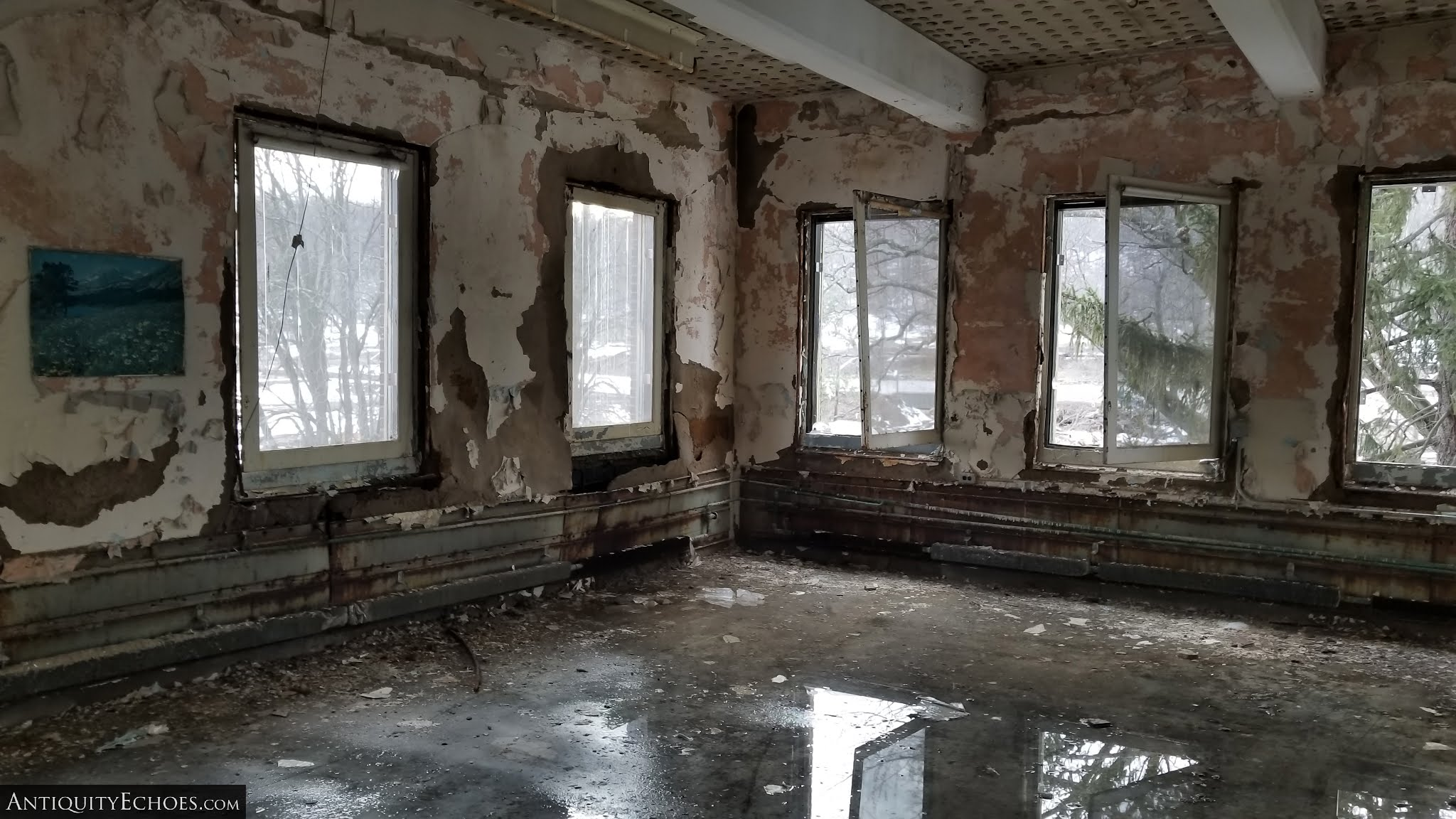 Overbrook Asylum - The Cold and the Dead