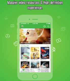 Download Glo Live Cast - Watch Movies And Channels on your Android and iOS Free