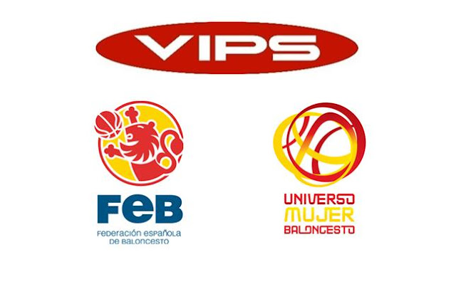 VIPS inicia su colaboración con la FEB y Universo Mujer
