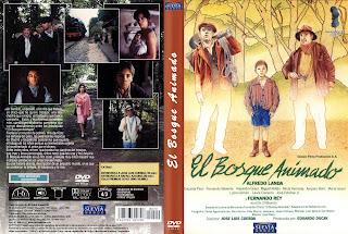 El bosque animado | 1987 | Con Alfredo Landa