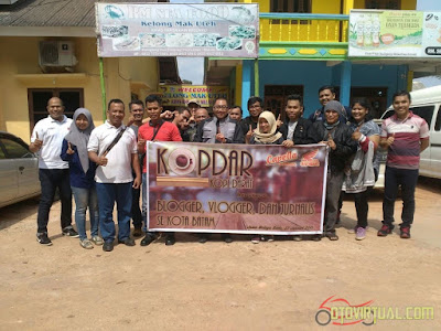 Kopdar Capella Honda dan Blogger Batam (1)