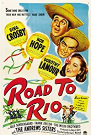 Watch Road to Rio Online Free 1947 Putlocker