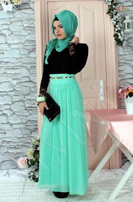 fashion hijab casual modis