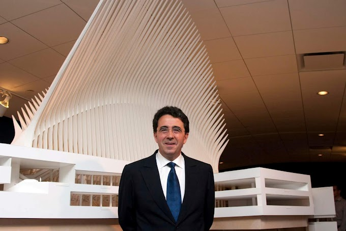 Santiago Calatrava, Insinyur dan Arsitek dari Spanyol
