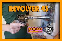 Revolver de juguete 43 Cowboy de JOAL