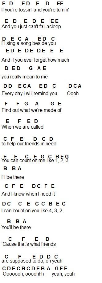 Flute Sheet Music: March 2013