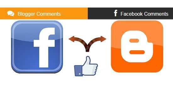 Tạo tab chuyển đổi comments Facebook và Blogger đơn giản nhất