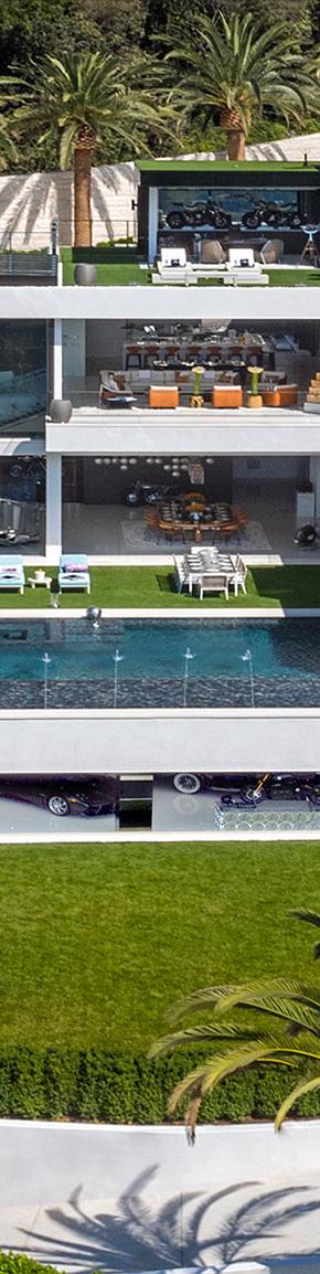 $250 Million | 924 Bel Air Road Luxury Estate