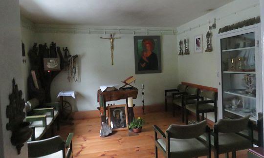 Pokój Jana Pawła II.
