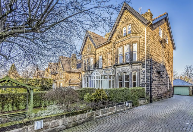 Harrogate Property News - 6 bed detached house for sale Queens Road, Harrogate HG2