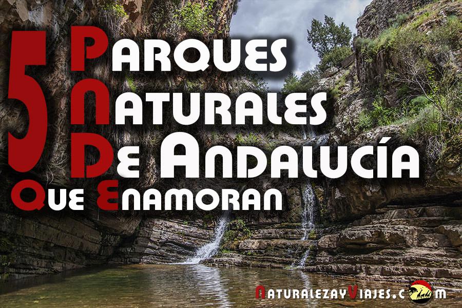 Parques Naturales Andalucía