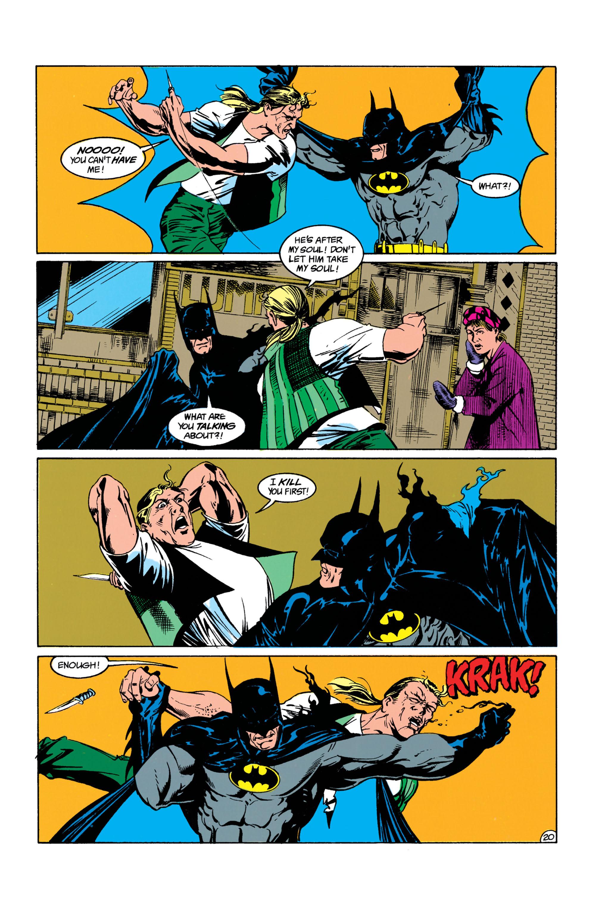 Detective Comics (1937) 622 Page 20