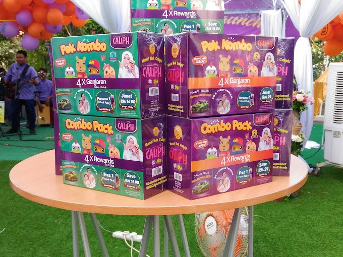 Caliph Combo Pack